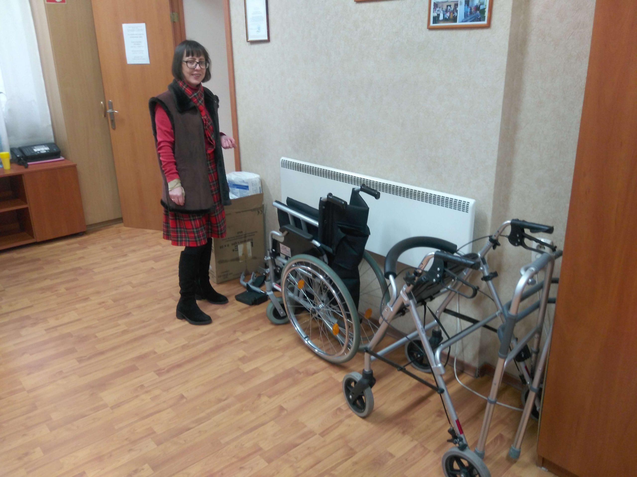 Praktische Hilfestellung für Polessk und Osjorsk