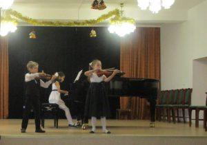 Musikwettbewerb 'ZAUBERBOGEN' in Kaliningrad