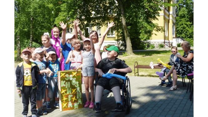 Osjorsk – Jeder Sommer ist ein kleines Leben!