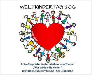 Weltkindertag 2016 – Kindertalkshow