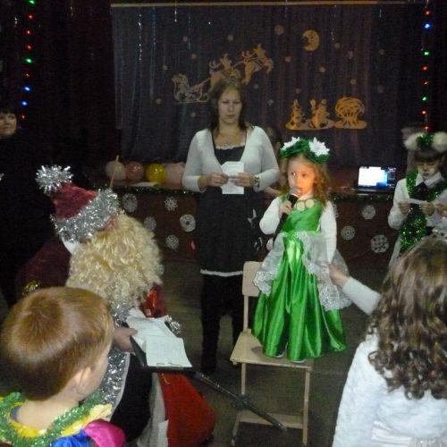 1 Neujahrsfest in Lwowskoje2