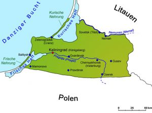 Das Kaliningrader Gebiet – Entwicklung, heutige Situation und Perspektiven
